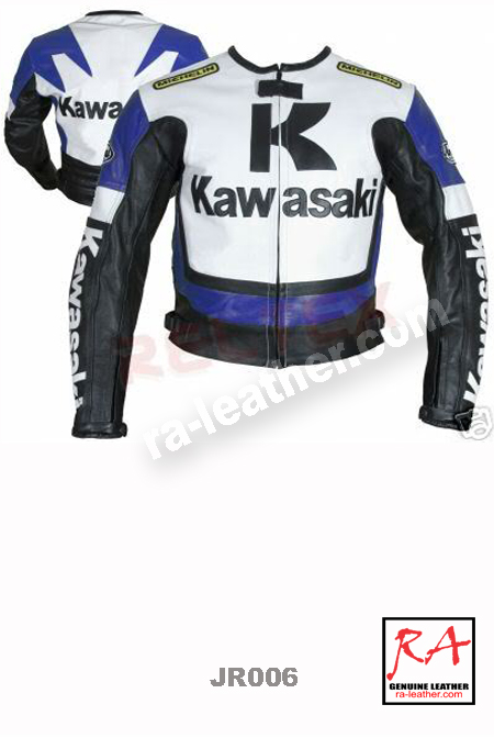 Jaket Kulit Racing JR006