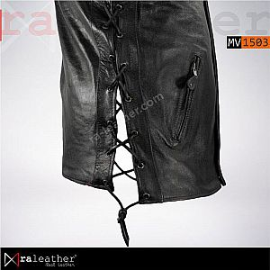 Leather Vest MV1503