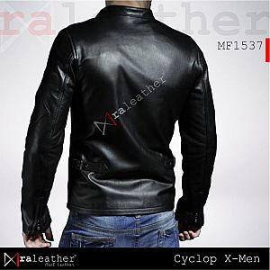 Jaket Kulit MF1537 - Cyclop X-Men