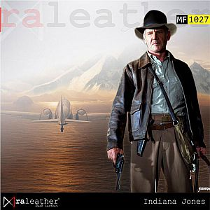 Jaket Kulit Indiana Jones