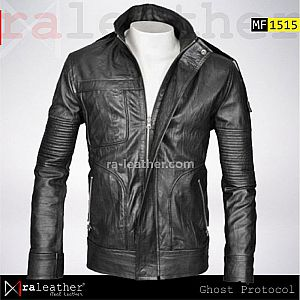 Jaket Kulit Asli MF1515 Mission Impossible Ghost Protocol